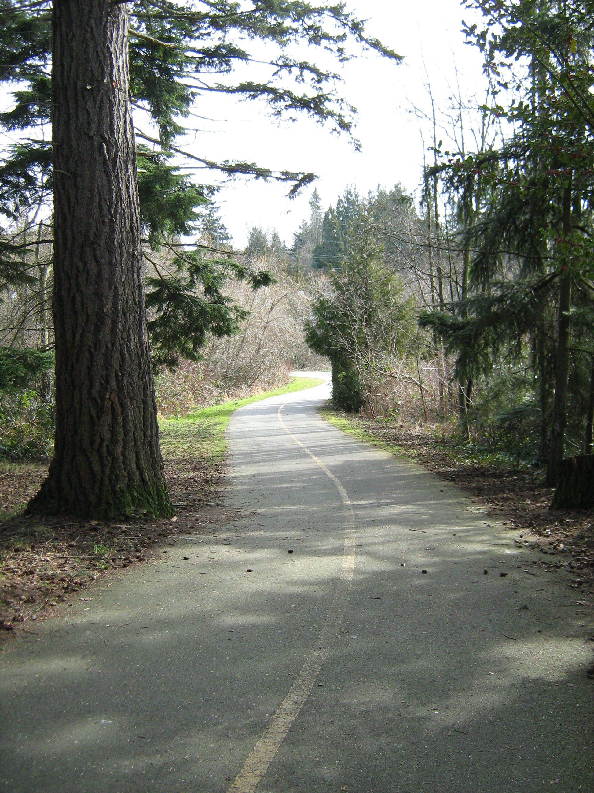 Lynnwood Interurban Trail Missing Link
