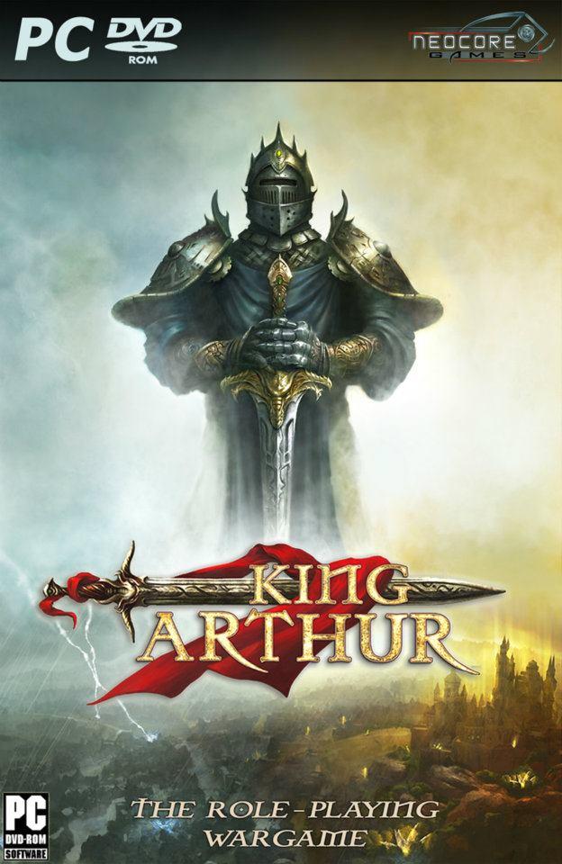 Excalibur King Sword Arthur Painting