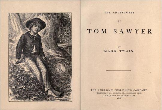 Image result for adventures of tom sawyer