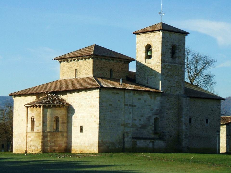 Basílica de San Prudencio de Armentia - Wikipedia, la enciclopedia ...