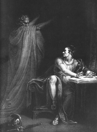 Brutus and the Ghost of Caesar 1802