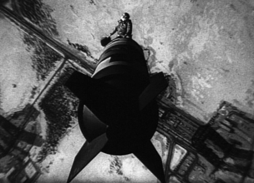 Dr. Strangelove - Riding the Bomb