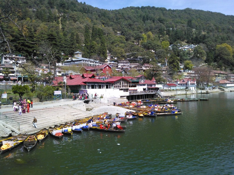 Image result for nainital boating