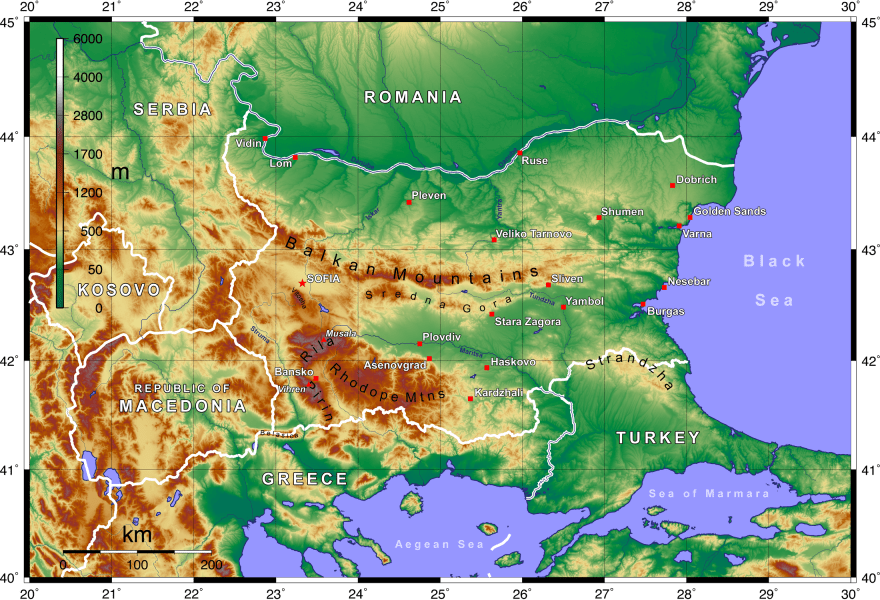 Atlas of Bulgaria   Wikimedia Commons General maps
