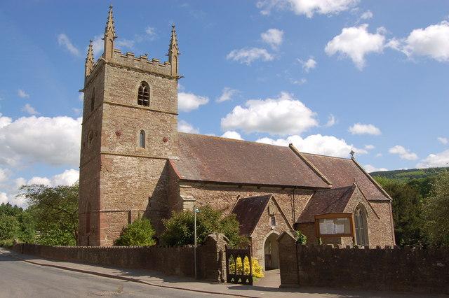 All Saints Church, Longhope