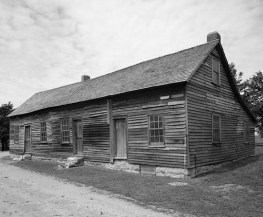 Hollenberg Pony Express Station, Route 243, 6.9 miles south of Nebraska border, Hanover vicinity (Washington County, Kansas)