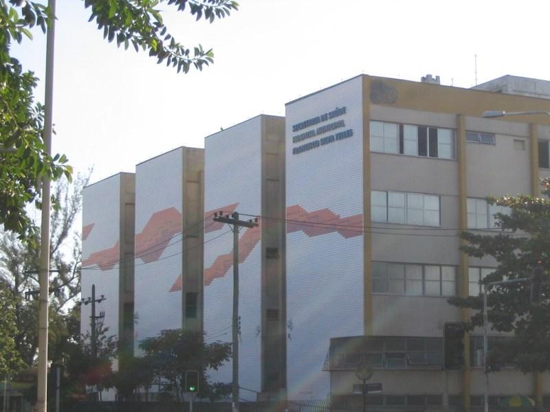 Resultado de imagem para Hospital Municipal Francisco da Silva Teles