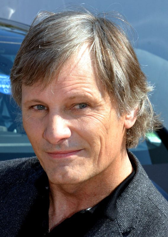 Old Mortensen Viggo How