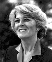 Representative Geraldine Ferraro of New York