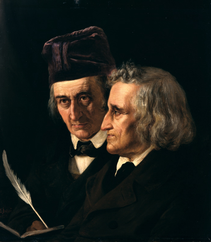 Jacob and Wilhelm Grimm