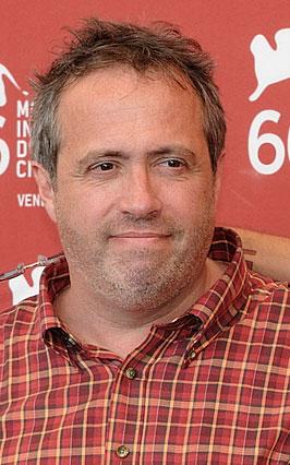 Director Jaco Van Dormel from the film Mr. Nob...