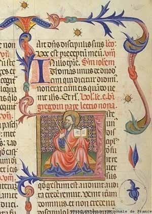 Latin ms