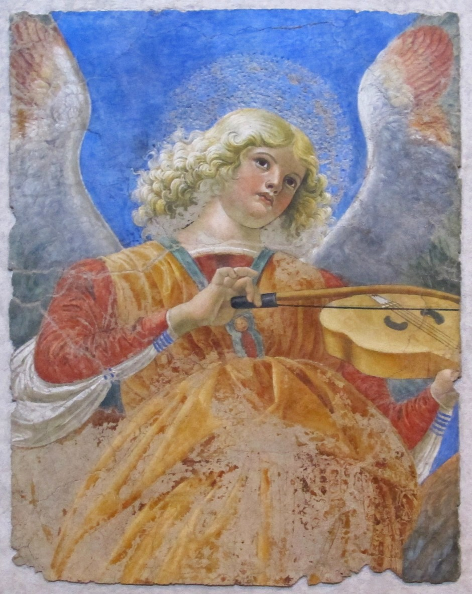 Obras de Melozzo da Forlì