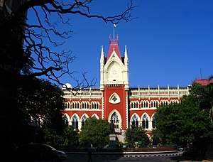 Formally established in 1862, High Court at Ca...