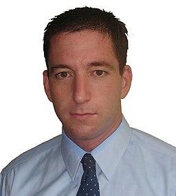 Glenn greenwald portrait