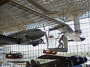 English: Gossamer Albatross II as presented at...