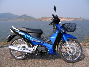Honda Wave series  Wikipedia