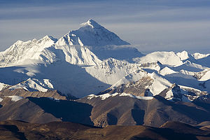 North Face of Mt. Everest