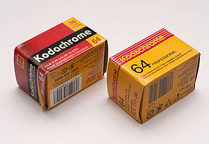English: Eastman Kodak Kodachrome 64 Films 日本語...