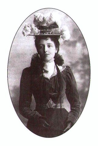 Photo of Lucy Maud Montgomery