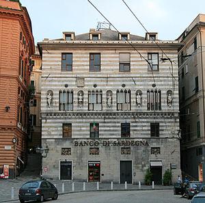 English: Palazzo Spinola dei Marmi, Piazza del...