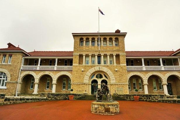Perth Mint - Joy of Museums - External 2