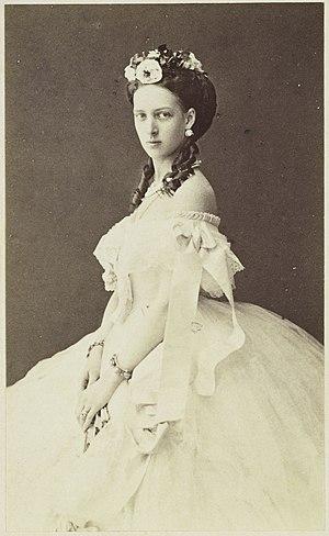 English: Princess Alexandra of Denmark, later ...