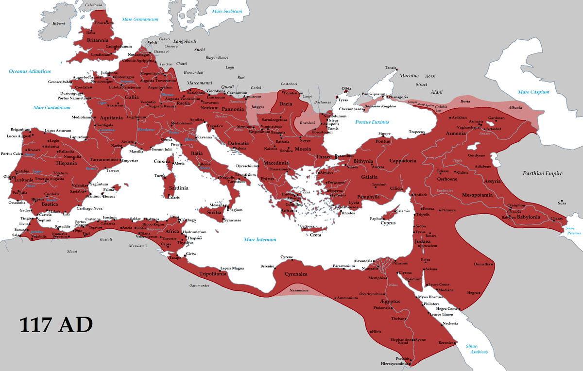 Roman Empire   Wikipedia