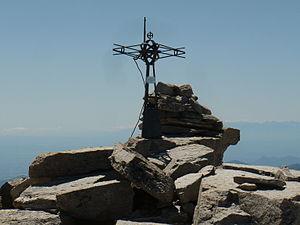English: Tresenta summit, Gran Paradiso Massif...