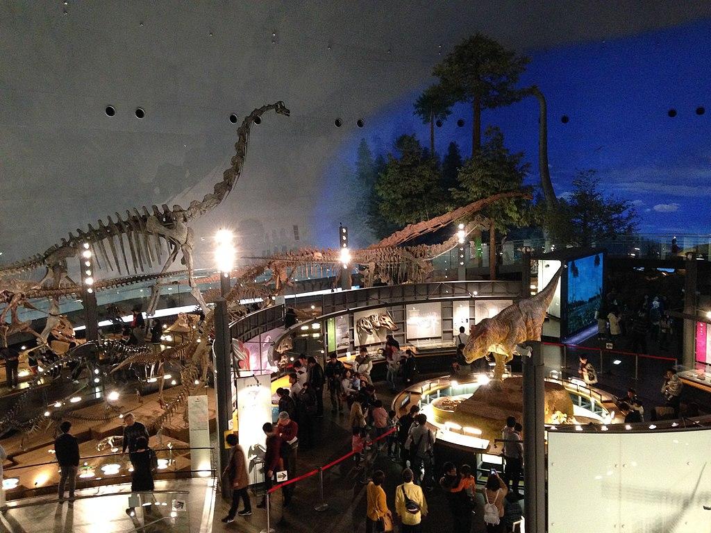 2017 3 20 Fukui Dinosaur Museum 2