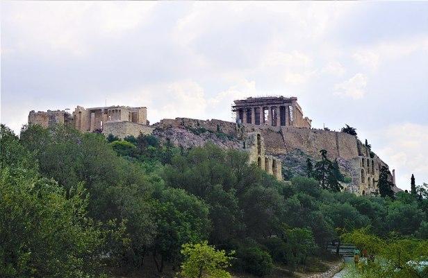 Acropolis of Athens - Joy of Museum