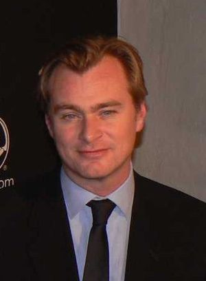 Christopher Nolan at Santa Barbara Internation...