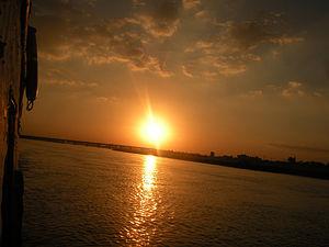 Nile river egypt beni suef