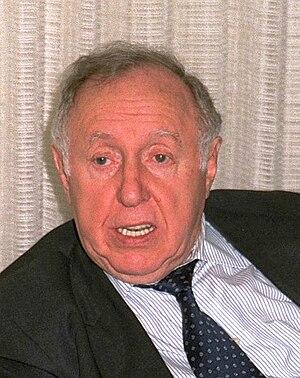 Ignatz Bubis (1927-1999), influential German J...