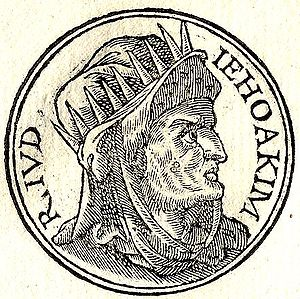 Jehoiakim-Eliakim was king of Judah. He was th...