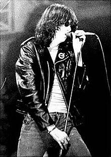 Photo représentant Joey Ramone.