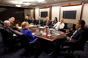 A March 2009 meeting of the United States Nati...