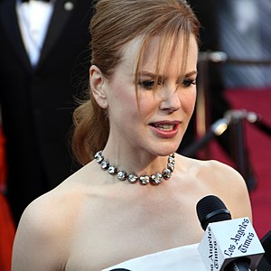 Nicole Kidman at the 83rd Academy Awards
