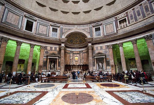 Panteo Roma Wikipdia A Enciclopdia Livre