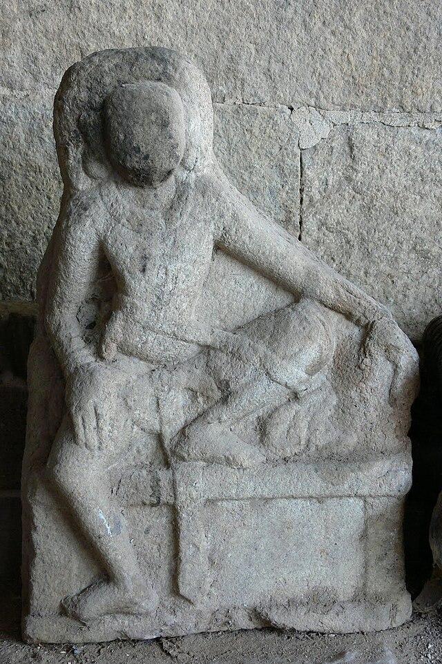 Shastha At Kudumiyanmalai,Tamil Nadu.Image. jpg