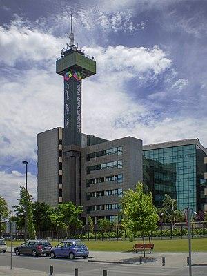 Telemadrid. Ciudad de la Imagen, Madrid, Spain