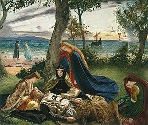 """""""The Death of King Arthur"""""""