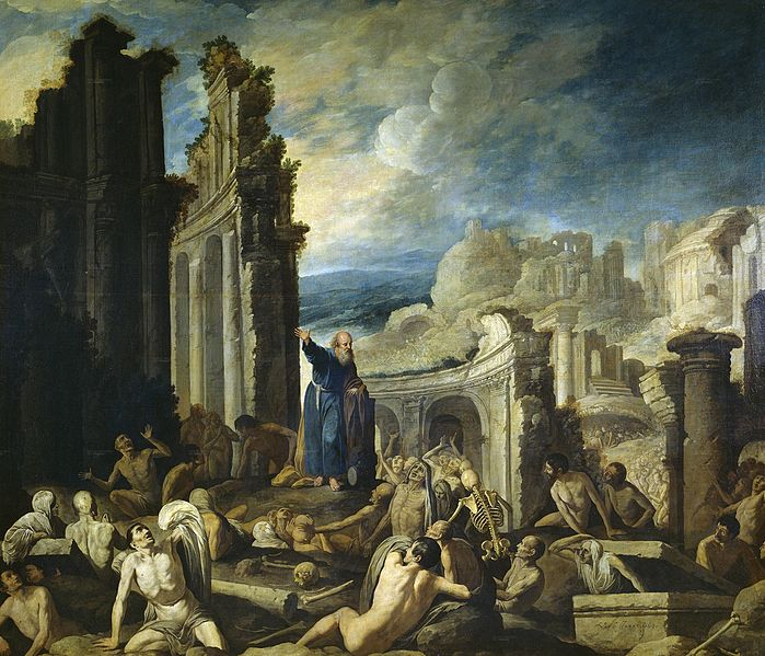 File:Collantes, Francisco - The Vision of Ezekiel - 1630.jpg
