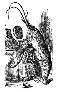 The lobster speaks