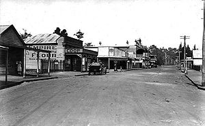 Blackwood Road, Greenbushes Western Australia