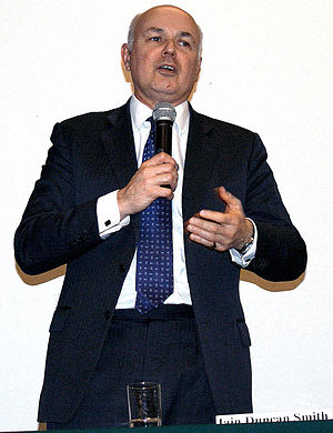 English: Iain Duncan Smith-London March 2010