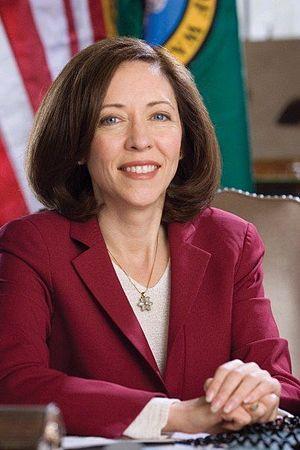 Official portrait of Senator (D-WA).