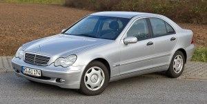 MercedesBenz CClass (W203)  Wikipedia