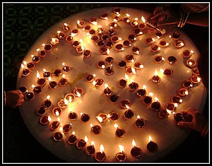 Dry-fruits for Diwali celebrations in Kolkata