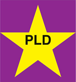 English: Logo of the Dominican Liberation's Pa...